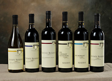 The Lovers Leap Reserve Wines