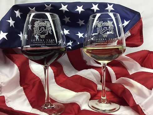 Lobers Leap Wines on the Fourth of July