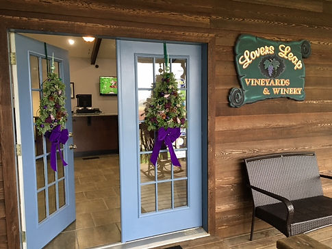 Welcome to Lovers Leap Tasting Room
