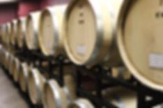 Brand new barrels from East Bernstat Cooperage