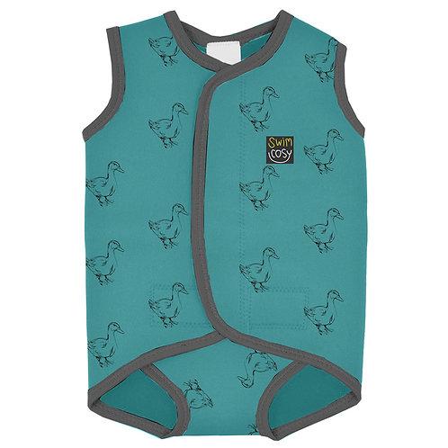 Teal Ducks Swim Cosy Wetsuit/Vest