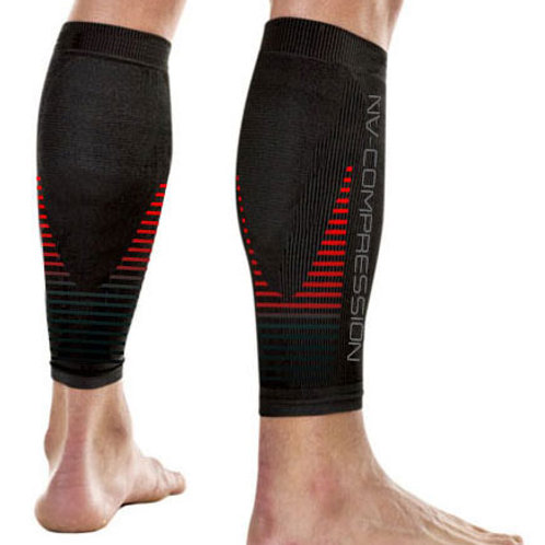 Essential Race & Recover Sleeves - Red Stripes