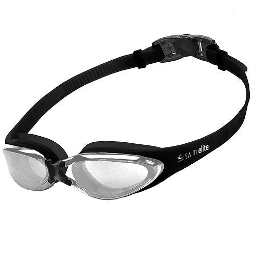Black CLEAR Pro Goggles
