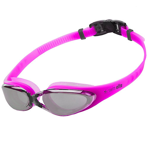 Vivid Pink Mirrored Pro Goggles