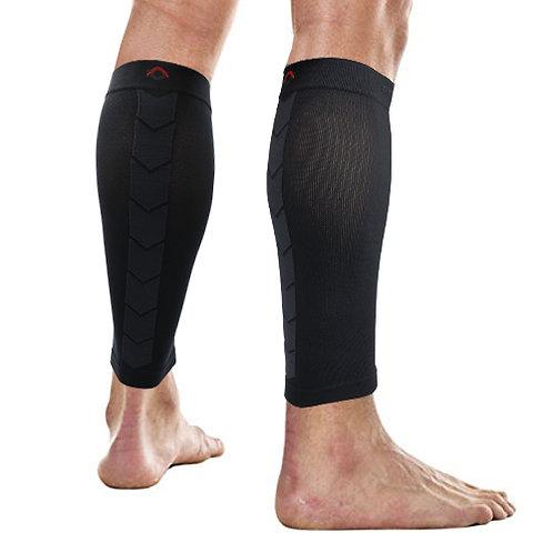 365 Calf Sleeves Black/Steel