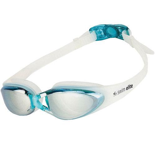 Turquoise Mirrored Pro Goggles