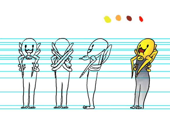 Character Sheet