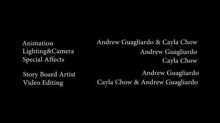 Final Project 3D Cinema 2015