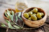 Gold Medal Green Verdale Table Olives