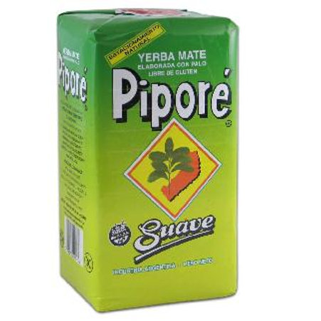 Мате (yerba mate) Pipore Elaborada Suave 0.5 кг