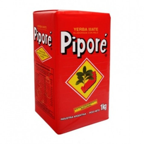 Мате (yerba mate) Pipore Elaborada Con Palo 1 кг