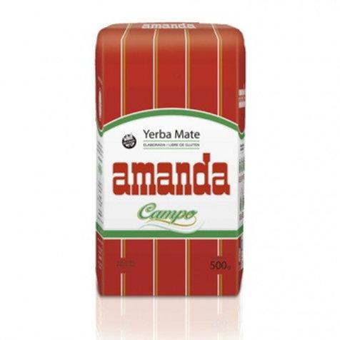 Мате (yerba mate) Amanda Elaborada 0.5 кг