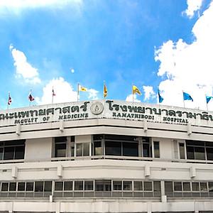 โรงพยาบาลรามาธิบดี ออกแบบและติดตั้งโดย SCG