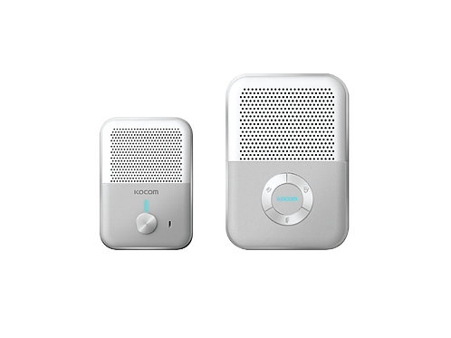 KOCOM DOOR PHONE แบบ Handfree รุ่น KDP-Q81F + KD-Q81T