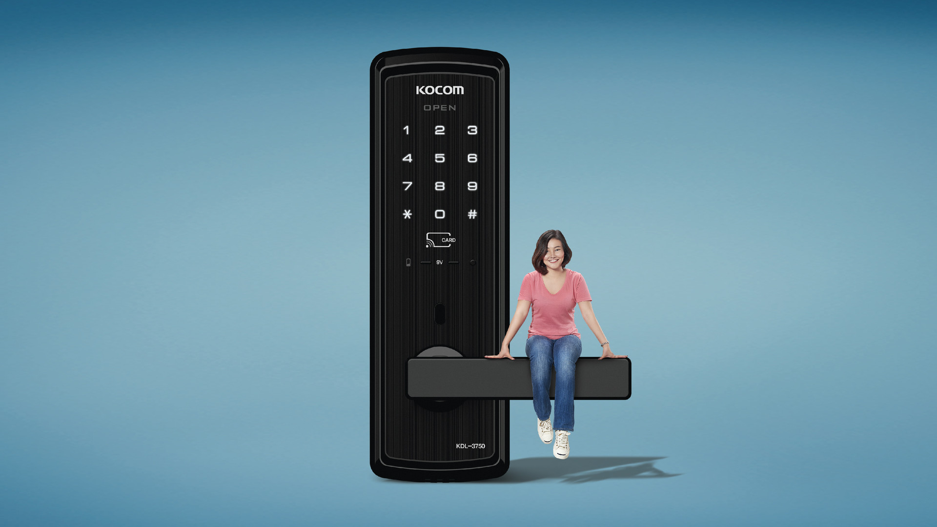video door phone , digital door lock , intercom