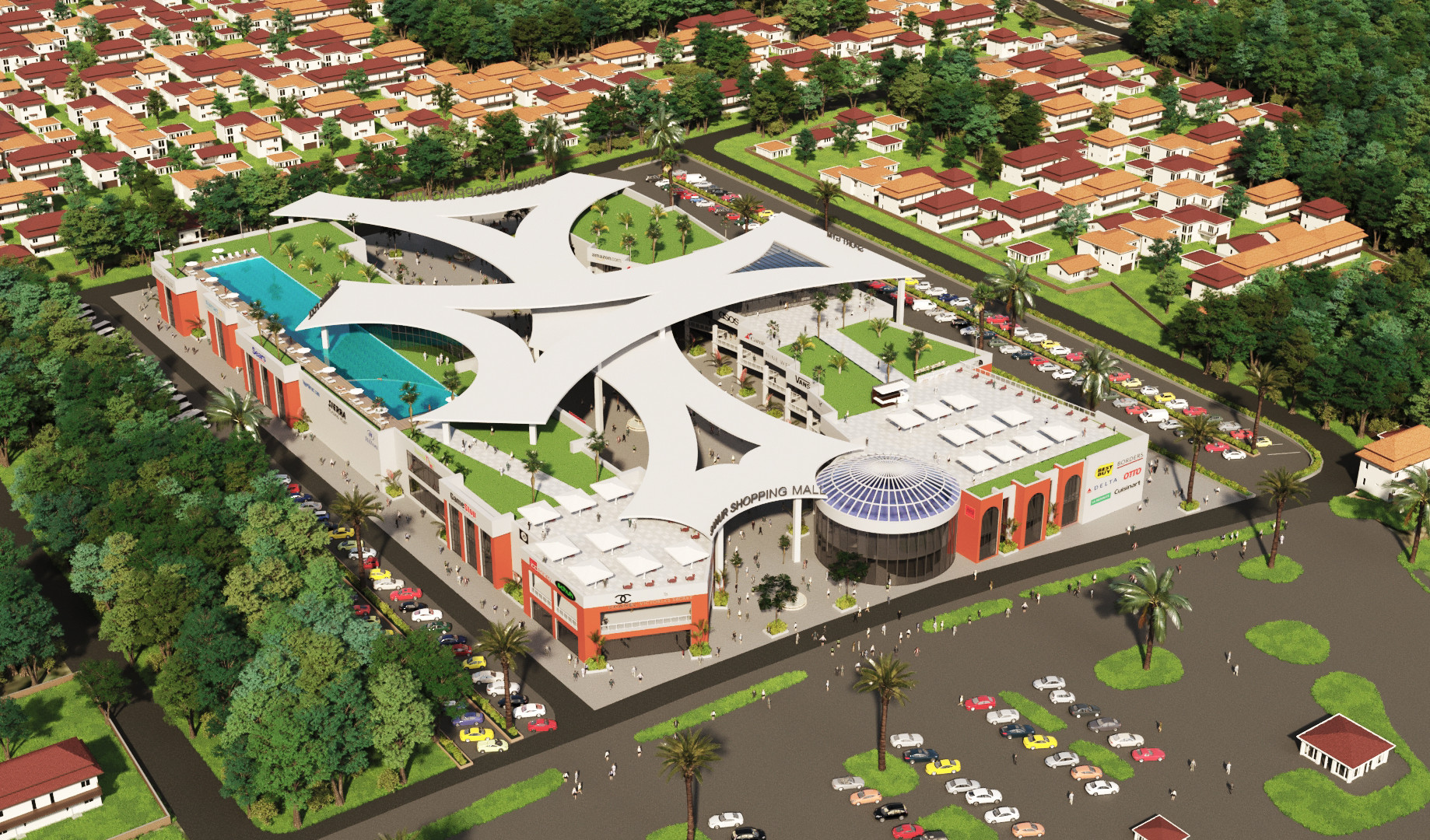 Sanur Shopping Mall
