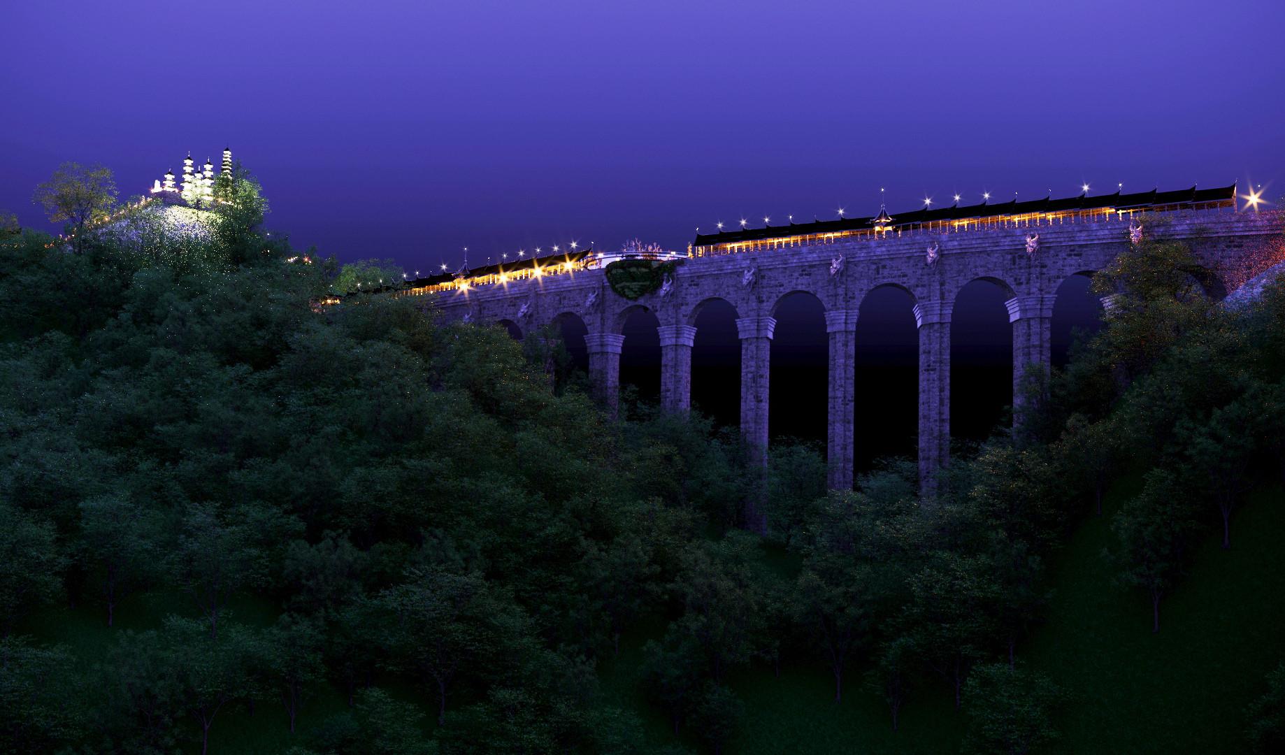 Мост к замку Принца