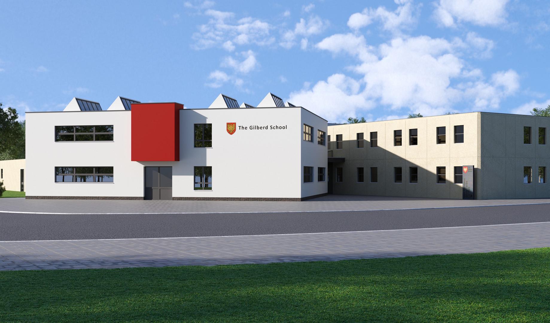 Школа в 80 км от Лондона