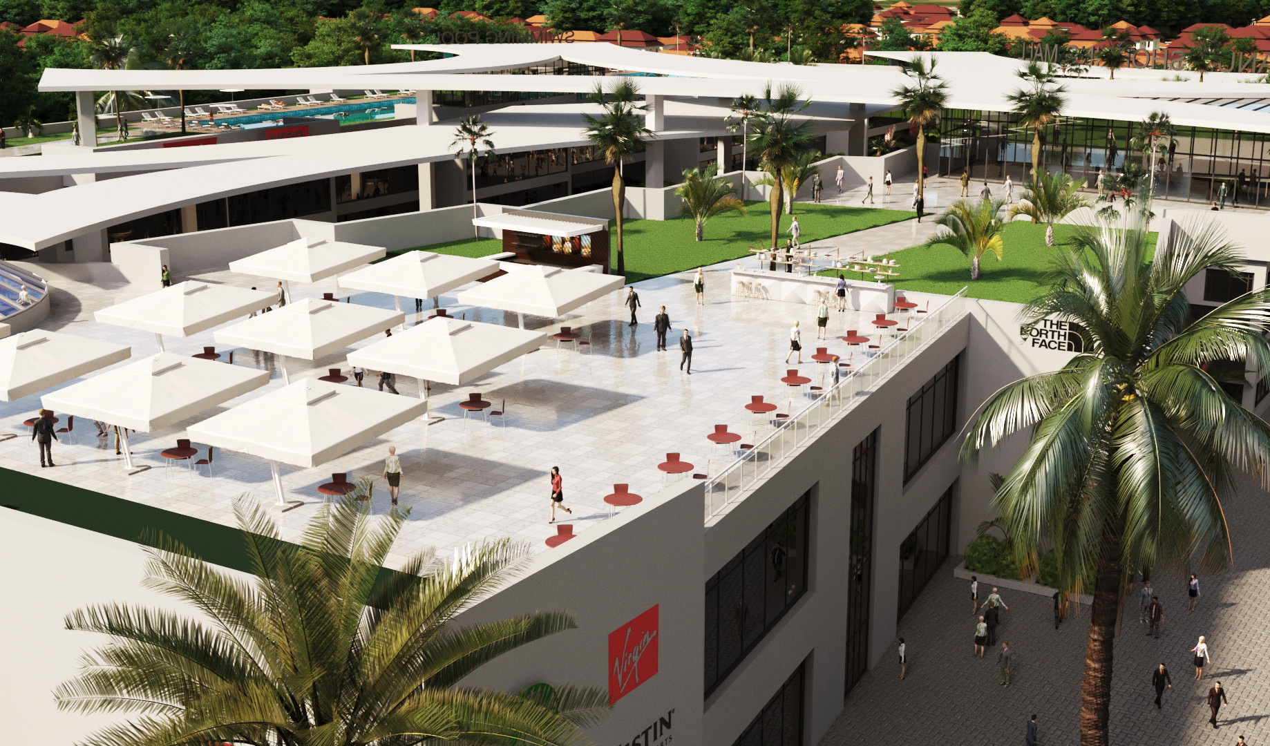 Sanur Shopping Mall
