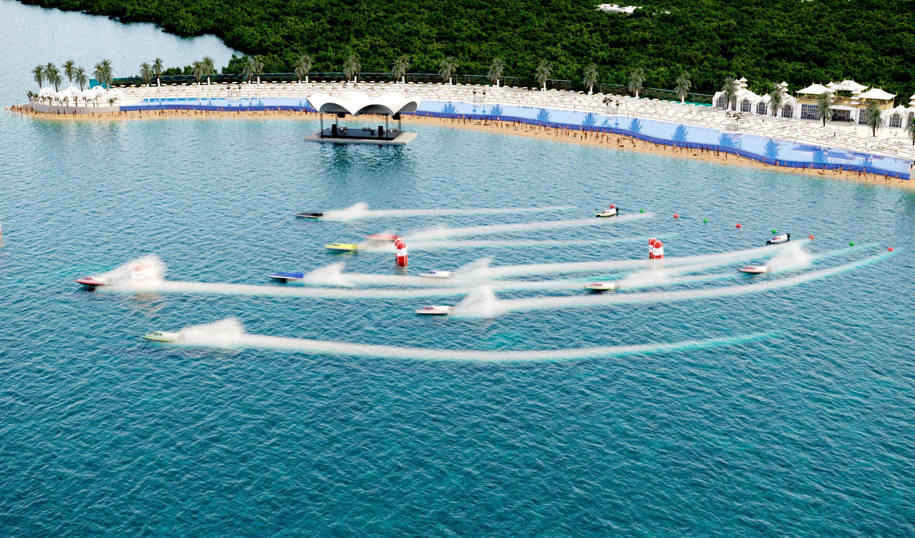 Sanur Powerboat Championship