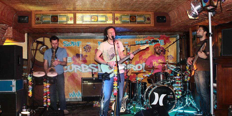 Curbside Prophets - Surf, Rock & Reggae