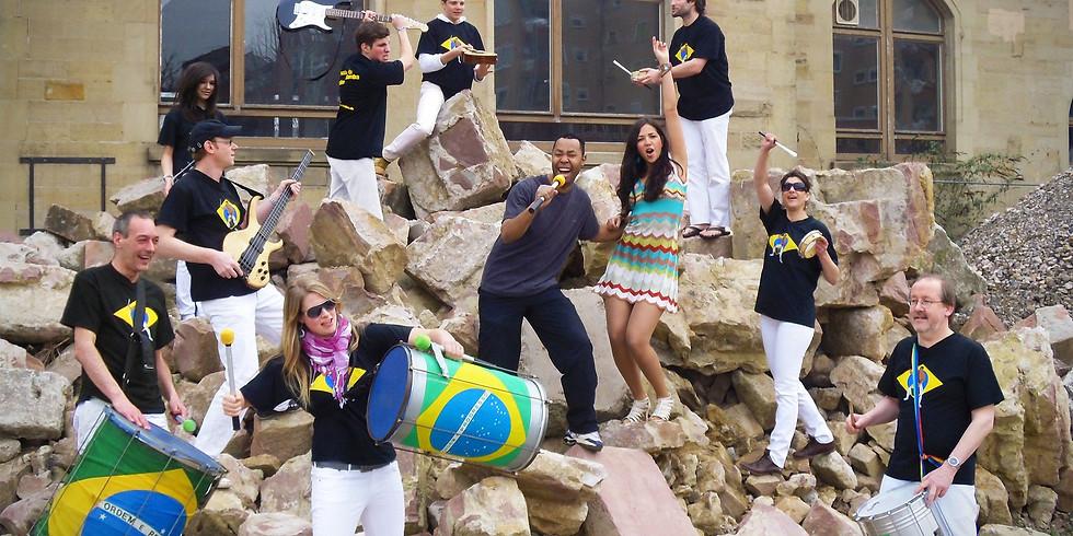 Escola de Samba - Brasilianisches Feuer