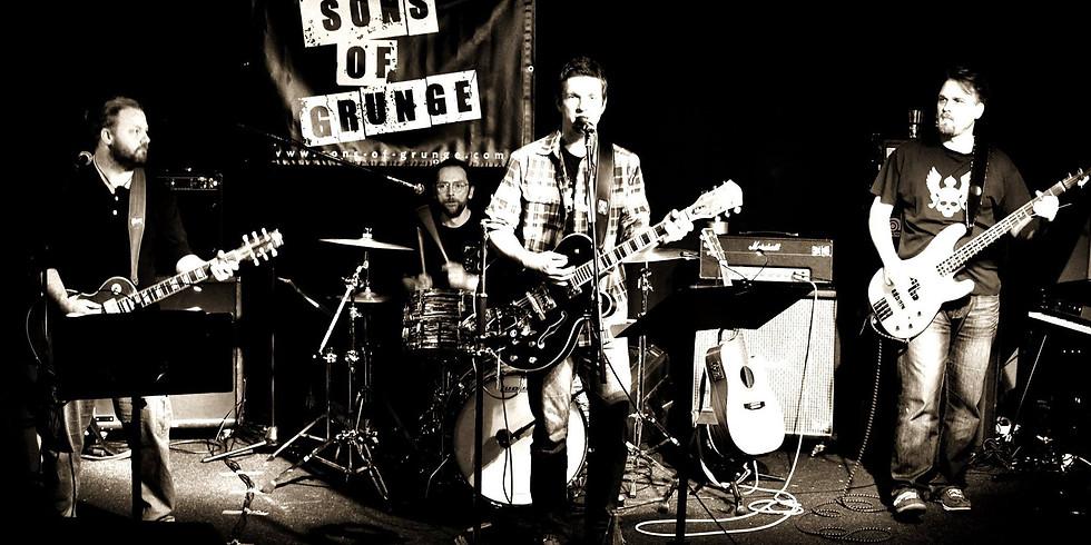Sons of Grunge - Grunge & 90's Rock