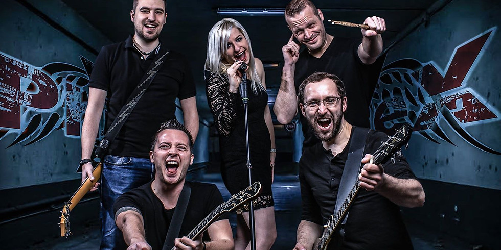 PhineX - Party Cover Rock & Pop