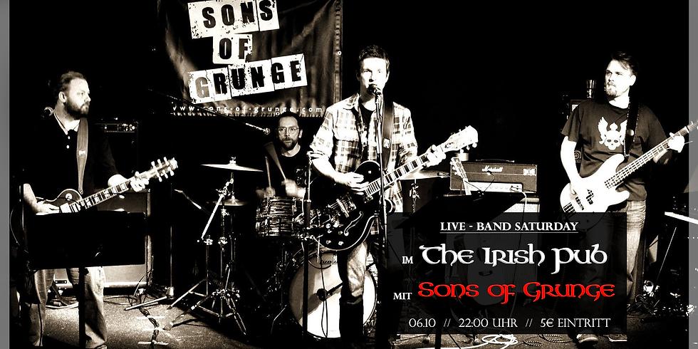 Sons of Grunge - Revival des 90er Rock