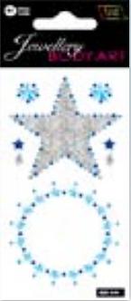 IGD-941 SILVER STAR BODY
