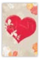 HIC8420 Mini Classical Heart