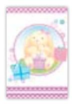 HIC8339 Mini Cute Bunny