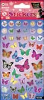IGD-59B Shiny Butterflies