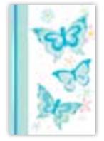 HIC8353 Mini Three Butterflies