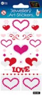 IGD-903 ART HEARTS
