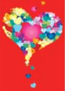 HiC4086 Big Heart oF Hearts