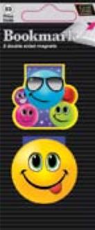 IGA-1012 Smiling Faces bookmarks