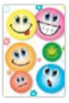 HIC8341 Mini Happy Smiles