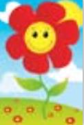 s0035 Red Flower