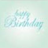 HIC15077 ShImmerIng Birthday