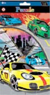 IGD-296 CARS PUZZLE