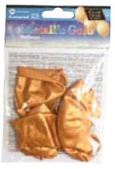 IGB-14 Gold MetallIc Balloons