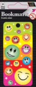 IGa-1004 3d Faces bookmarks