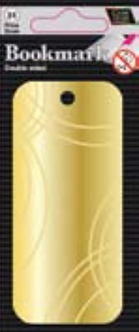 IGa-1001 Golden bookmark