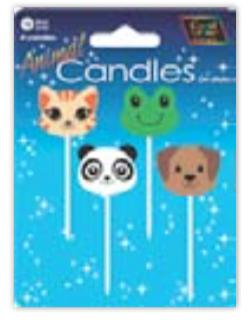 IGC-25 anImal candles