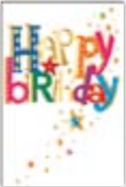 HIC10087 Birthday Fun