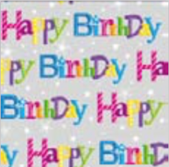 B134B Happy Birthday