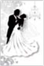 HIC10097 Pretty Wedding