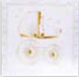 HIC15053b Elegant baby stroller