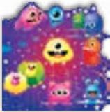 HIC2244 Funky Aliens